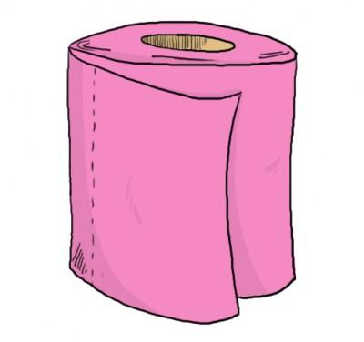 Papier hygiénique?!